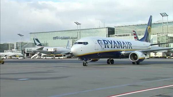 Megszakították az egyeztetést a Ryanair német pilótái