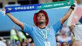 World Cup: Uruguay defeat Saudi Arabia 1-0, qualify for knockout stages