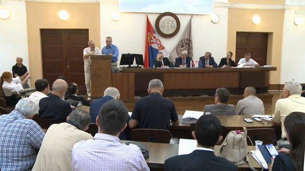 Víctimas de las bombas de la OTAN en la antigua Yugoslavia preparan una demanda