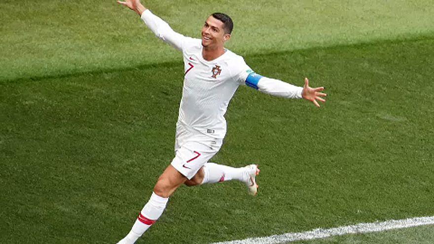 VB 2018: újra Ronaldo jelentette a különbséget