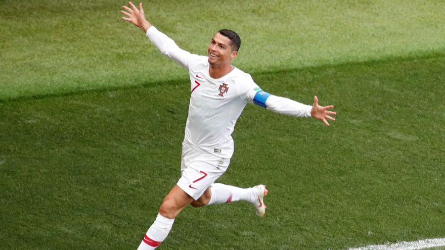 Cristiano Ronaldo da el triunfo a Portugal y 'elimina' a Marruecos del Mundial