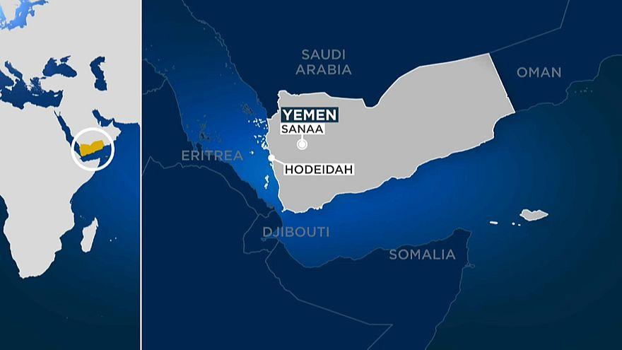 Saudische Koalition: Flughafen von Hudaida im Jemen erobert