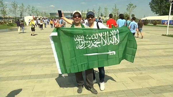 المنتخب السعودي يأمل في البقاء في المونديال