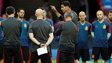 España gana por la mínima a Irán (1-0) en un partido tenso