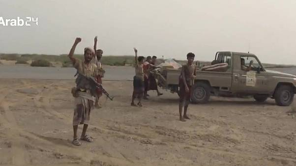 Arab coalition claims it has seized Hodeidah airport