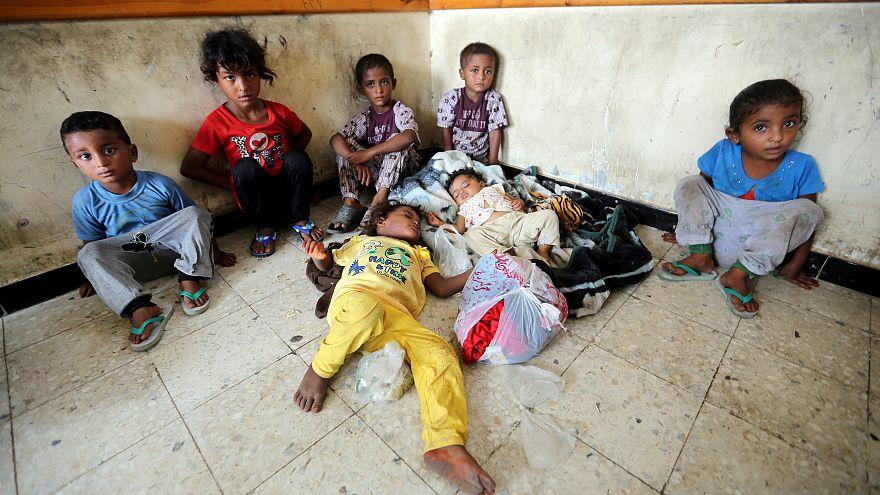 Un désastre humanitaire redouté au Yémen