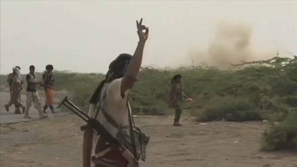 Las fuerzas yemeníes se hacen con el aeropuerto de Al Hudeida