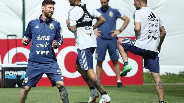 Μουντιάλ 2018: Μονόδρομος για την Αργεντινή η νίκη επί της Κροατίας
