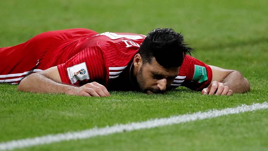 World cup: Spain beat Iran 1-0 in a hard-fought match