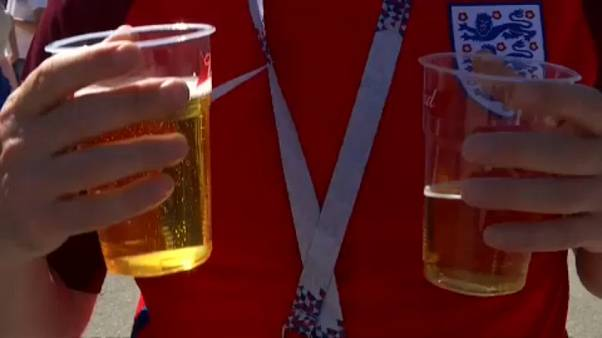 A sörrel is kalkuláltak a focivébé szervezői