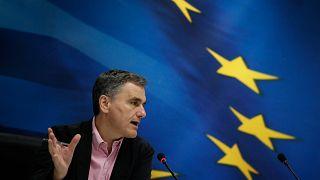 Greek Finance Minister Euclid Tsakalotos will be attending on Thursday