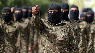 نیروهای شبه نظامی مستقر در عراق