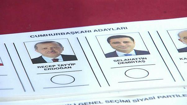 Comunidade turca na Alemanha já votou