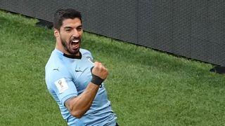 VB 2018: a házigazda után Uruguay is nyolcaddöntős