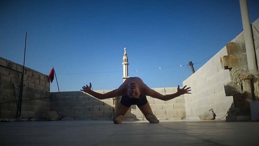 Ahmad Joudeh, la danse comme ligne de vie