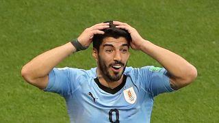 Rússia2018: Uruguai derrota Arábia Saudita e garante oitavos