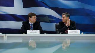 La Grèce s'apprête à tourner la page des plans de sauvetage