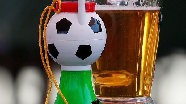Dünya Kupası'nda bira krizi yaşanıyor: Stoklar tükenmek üzere