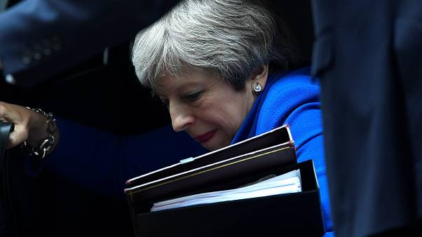 Brexit : vote décisif pour Theresa May