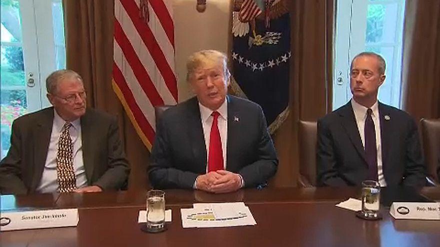 USA: Trump will Familientrennung per Dekret beenden