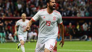 """Russia 2018: Diego Costa """"apriscatole"""", la Spagna piega l'Iran"""