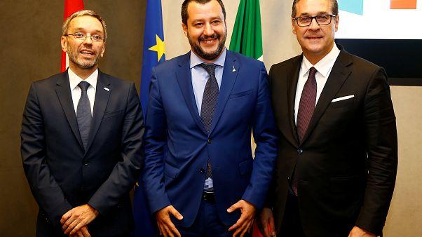 Österreich und Italien wollen Wende in Einwanderungspolitik