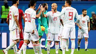 Μουντιάλ 2018:Ισπανία-Ιράν 1-0