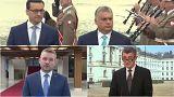 A V4-ekkel találkozik az osztrák kancellár Budapesten