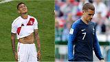 Turnuvanın favorilerinden Fransa Güney Amerika temsilcisi Peru ile karşılaşıyor