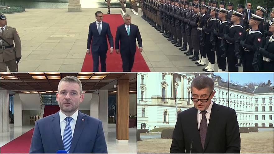 Лидеры четырех стран ЕС обсудят миграционную политику