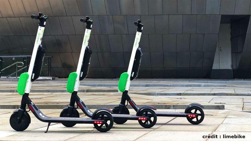 Ces trottinettes électriques vont bientôt être disponibles à Paris