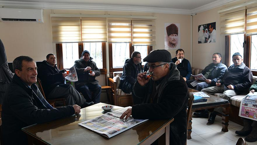 Deneyimli Kafe / Eskişehir