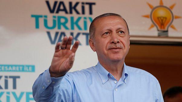 Cumhurbaşkanı Recep Tayyip Erdoğan: 'Koalisyon arayışına gidilebilir'