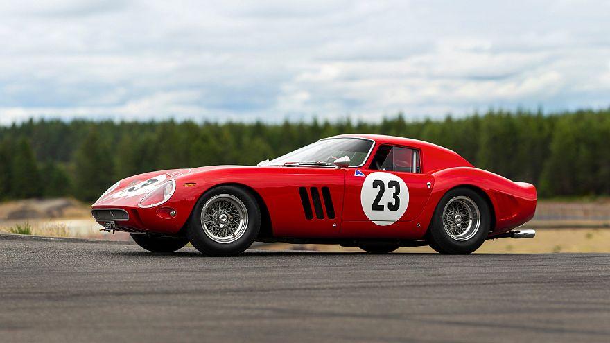 La voiture la plus chère au monde?