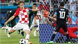 'Ölüm Grubu'nda zor maç: Arjantin - Hırvatistan