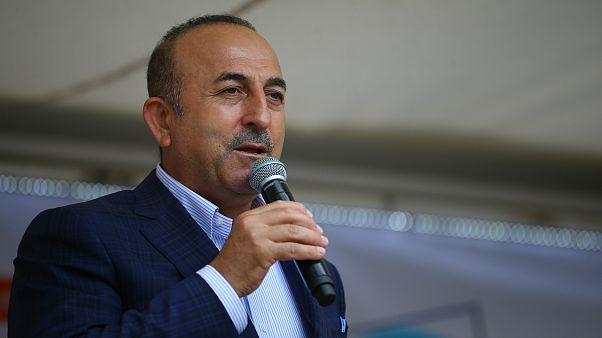 Çavuşoğlu: YPG 4 Temmuz'da Menbiç'ten çekilmeye başlıyor