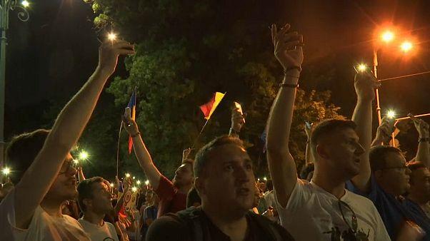 Romania: proteste contro il governo