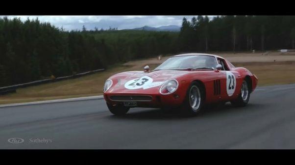 El Ferrari más deseado sale a subasta