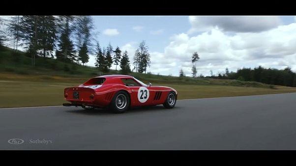 Decine di milioni di dollari per la Ferrari 250 GTO
