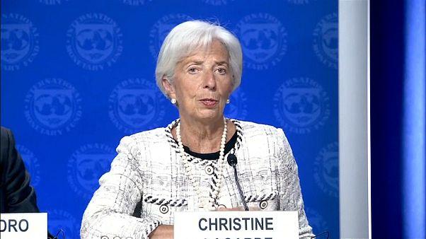 El FMI regresa a Argentina con una ayuda de 50.000 millones de dólares