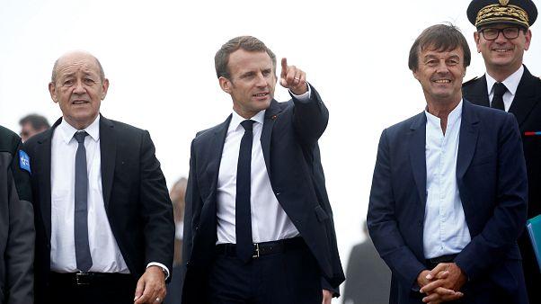 L'écologie sera dans la Constitution française (Hulot)