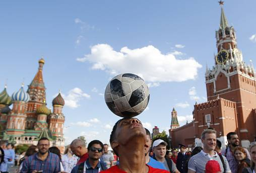 Πάρτι πολιτισμών στους δρόμους της Μόσχας