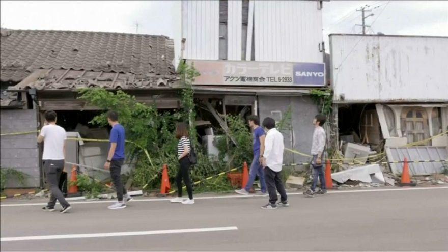 Se vi recate a Fukushima potrete visitare le città fantasma