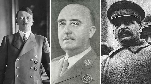 Europe's 20th-century tyrants: where are they buried?
