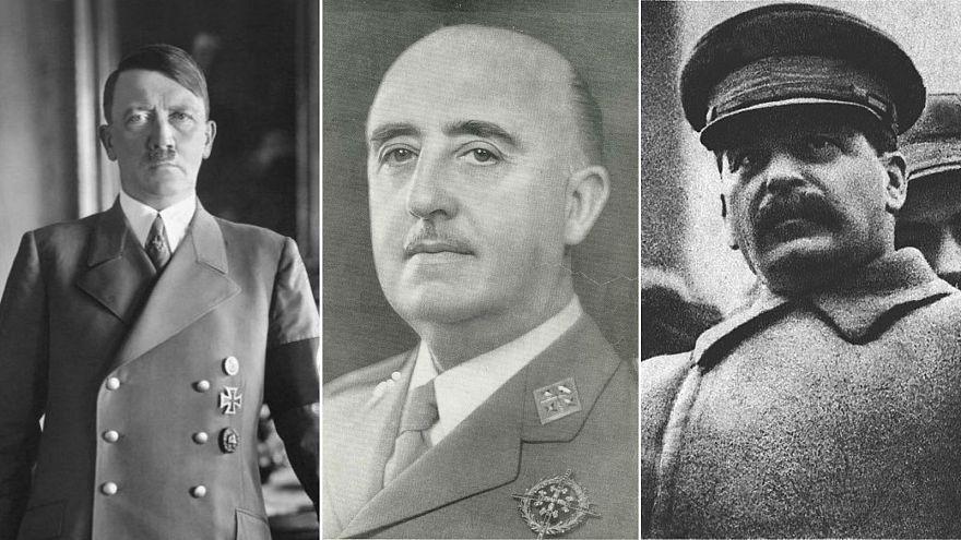 Europas Tyrannen des 20. Jahrhunderts: Wo liegen sie begraben?