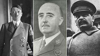 Los déspotas europeos del siglo XX: ¿dónde están enterrados?