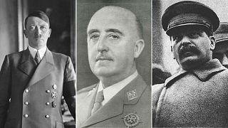 Где покоятся европейские тираны ХХ века?
