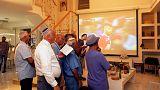 دعا و نیایش اسرائیلیهای ایرانی تبار در زمان تماشای بازی ایران و اسپانیا