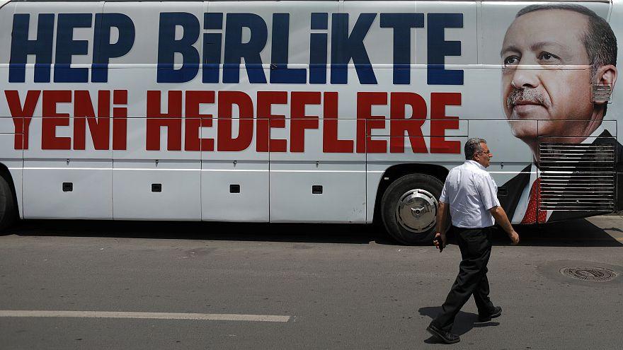 Primera prueba para el nuevo sistema presidencialista turco