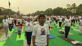 Giornata mondiale dello yoga